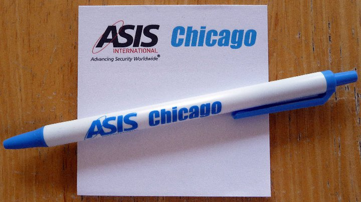 BIC 3x3 Sticky Notes (full color imprint) and BIC Clic Stics (one color imprint).